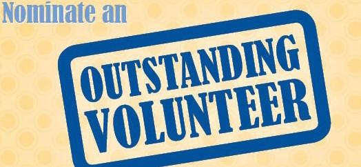 Outstanding volunteer