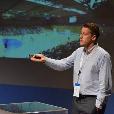 Nikola Vincetic, Head of Games Operations Rijeka, European Universities Games Zagreb - Rijeka 2016