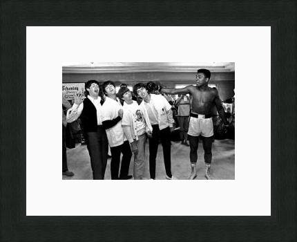 The Beatles and Ali
