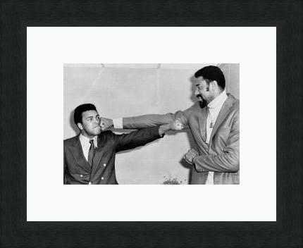 Wilt vs Ali