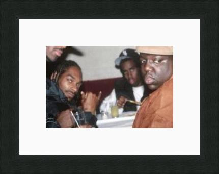 Snoop and Biggie