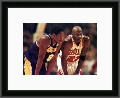 Kobe MJ lessons