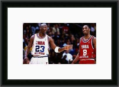 Kobe and MJ