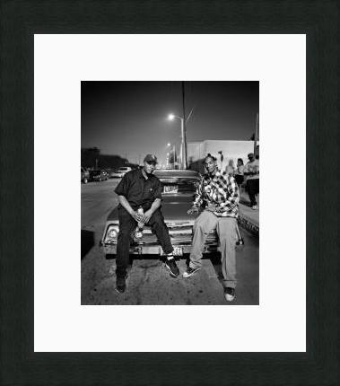 Snoop and Dre