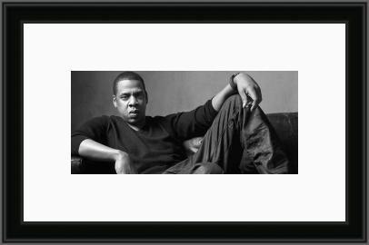 Jay Z Lounging