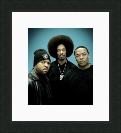 Snoop, Dre and Cube