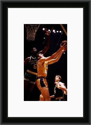 Jerry West vs Bill Russell