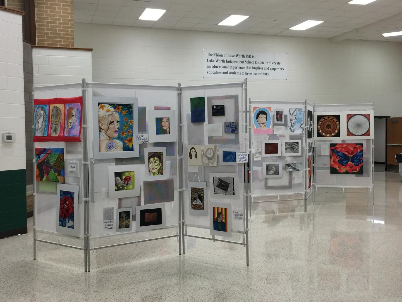 LWHS Art Show