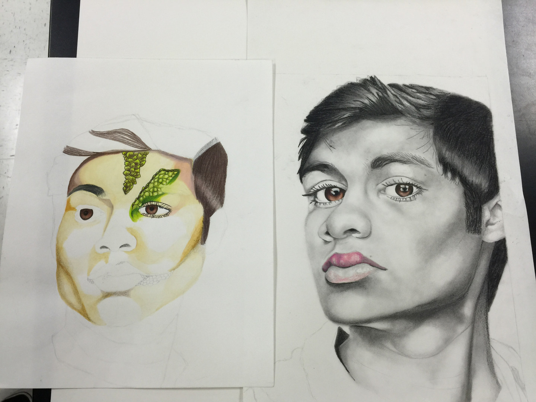 Student AP work