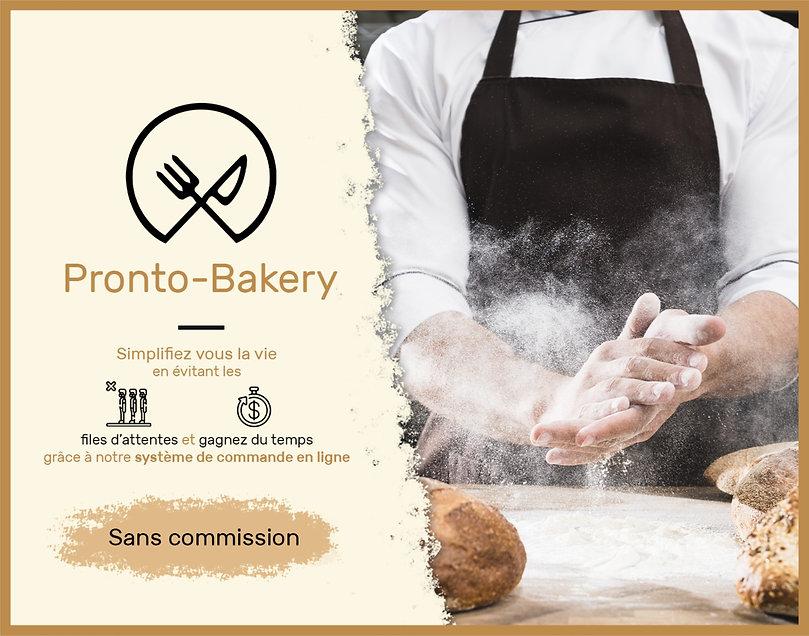 Pronto-Bakery