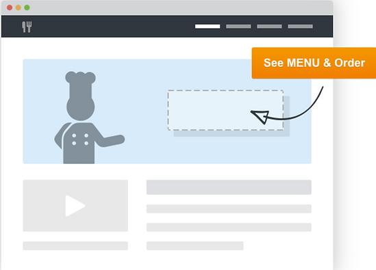 Pronto-resto, système de réservation et commande en ligne