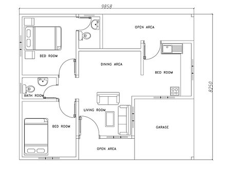 low-cost-two-bed-room-modern-house-plan-
