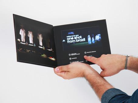 Brochure vidéo / Bright Printings