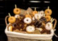 Desserts donuts muffins