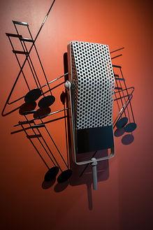 Microphone on Wall.jpg