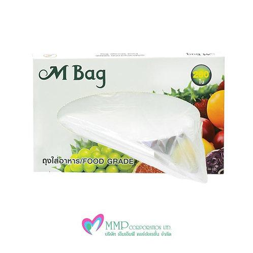 ถุงใส่อาหาร M Bag (200 ชิ้น)