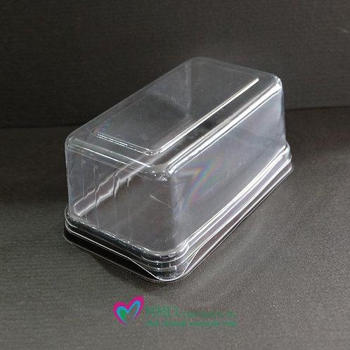 กล่องเบเกอรี่ฐานน้ำตาล PET เบอร์ R16