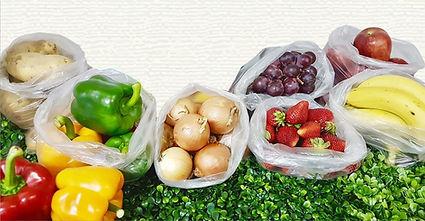 ถุงยืดอายุผักผลไม้ เอ็ม แบค Food Grade มีความปลอดภัยสูง สามารถใส่อาหารได้ปลอดภัย 100%