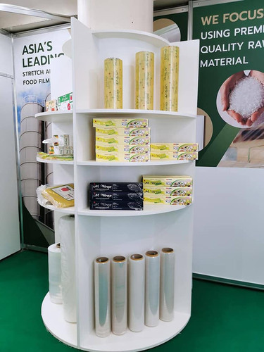 manufacture of stretch film and food film