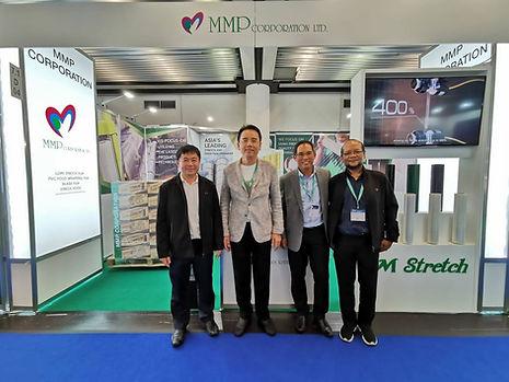 manufacture of stretch film