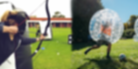 Arrow Tag & Bubble Soccer