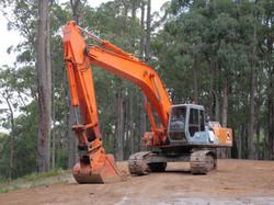 MSV Trees 30 ton Excavator