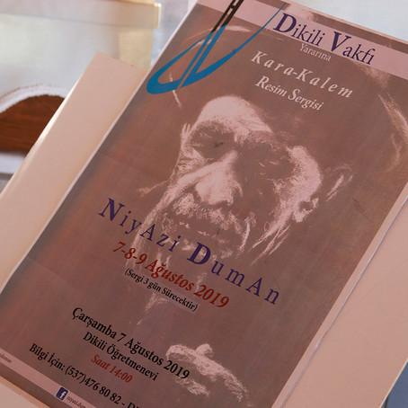Art Exhibition - by Niyazi Duman