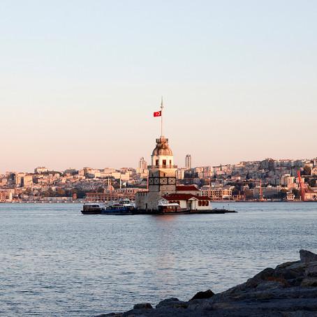 Üsküdar    Anatolian shore of the Bosphorus   Istanbul