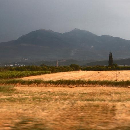 on the road   Turgutlu, Manisa Province, Turkey