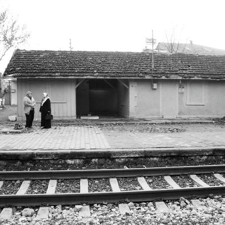 Train Station   Sardes, Manissa, Turkey