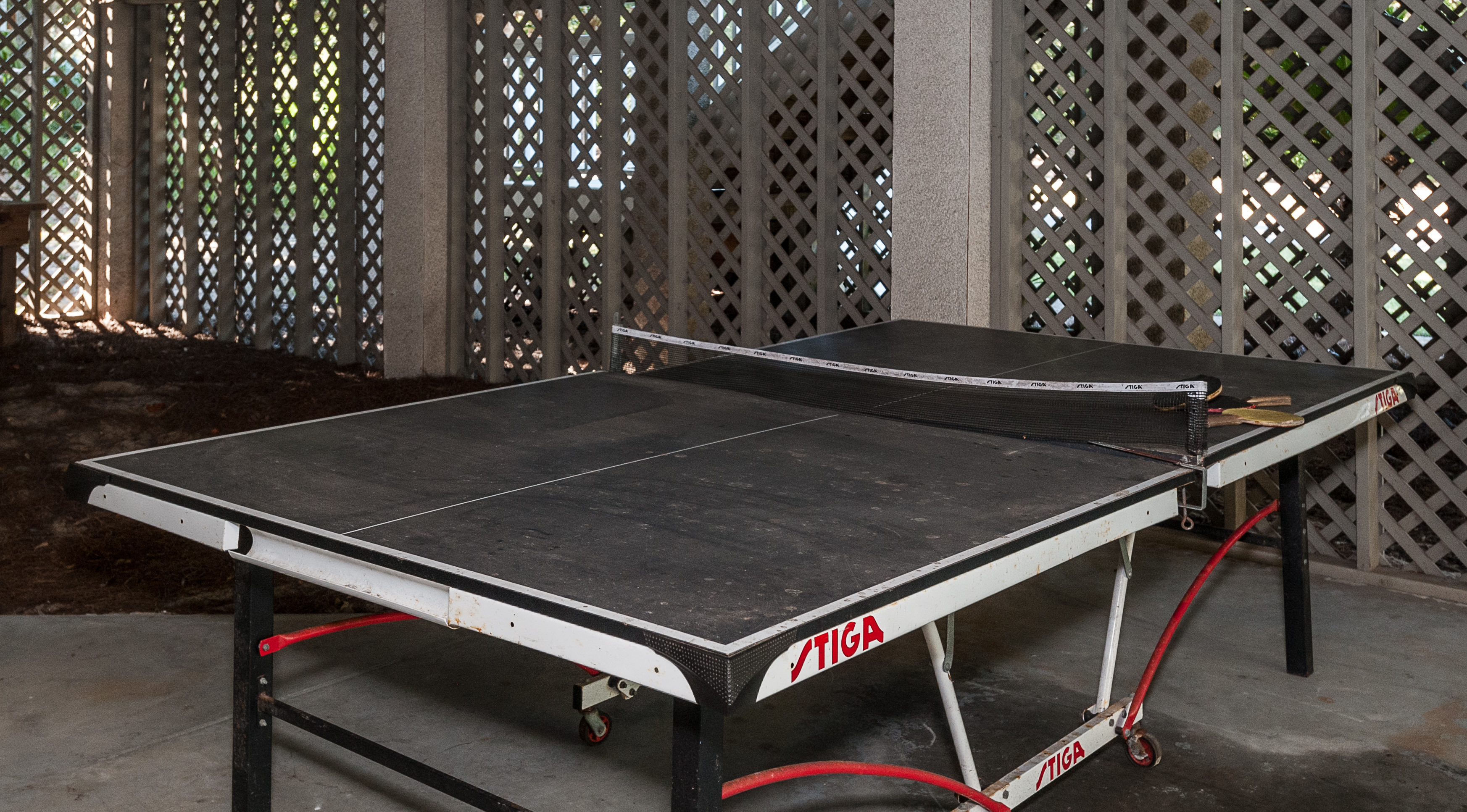 Ping Pong Table_Fripp Island Rental