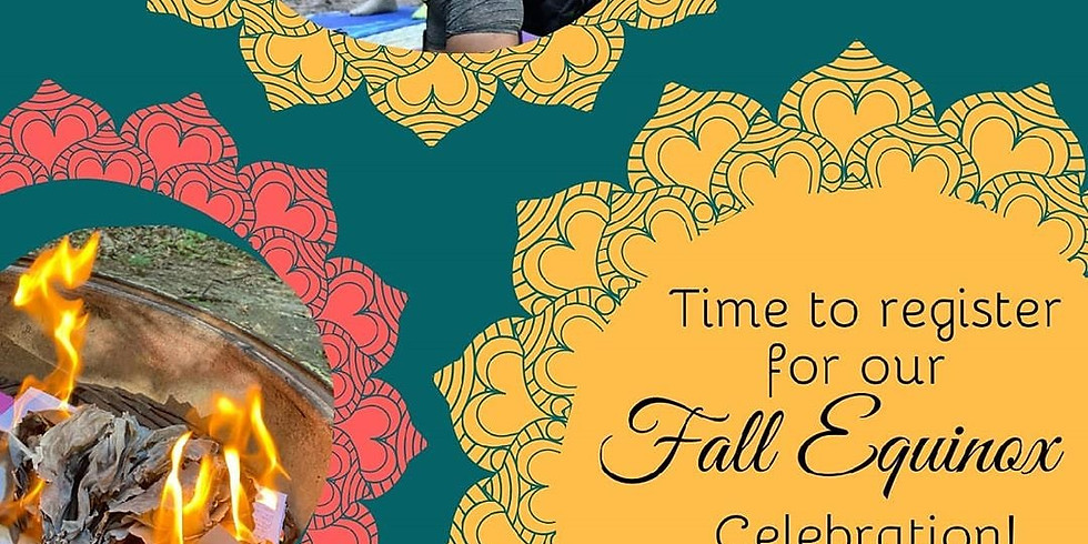 Fall Equinox Celebration at Lacy Oasis