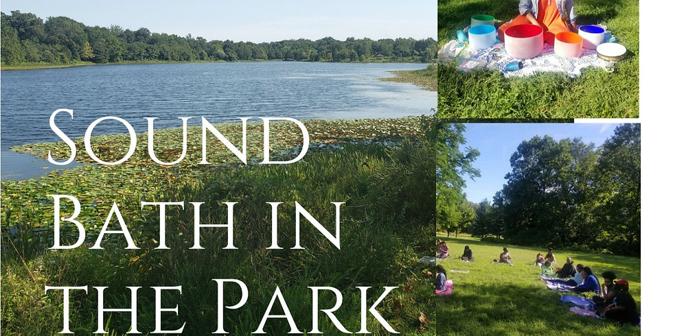 Sound Bath in the Park