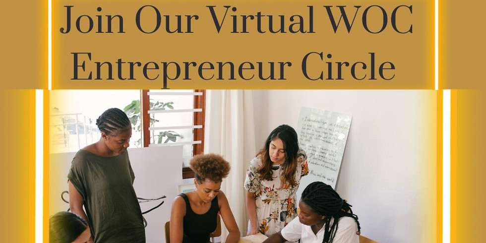 WOC Entrepreneur Circle