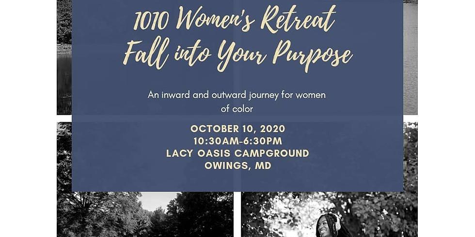 1010 Fall Women's Retreat