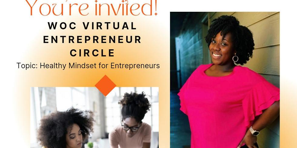 Women of Color Entrepreneur Circle