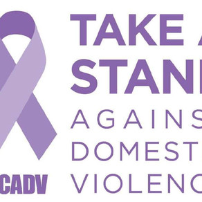 Blog of the Month, October: Domestic Violence - By: Layla Kasymov