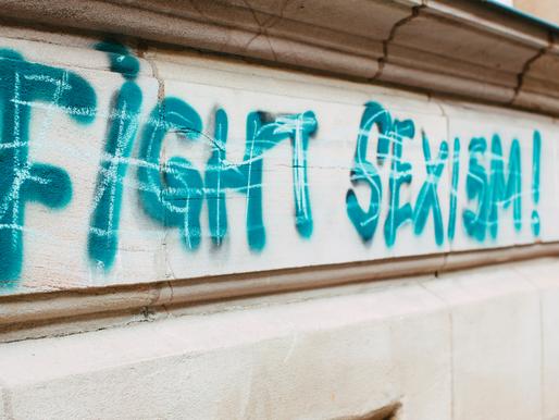 Sexism: Define It. Discuss It. Eradicate It.