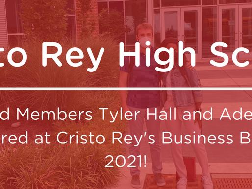 Volunteering at Cristo Rey Business Bootcamp: Summer 2021