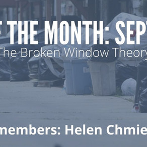 The Broken Window Theory