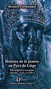 Bernard_forthomme_-_Histoire_de_la_pensé