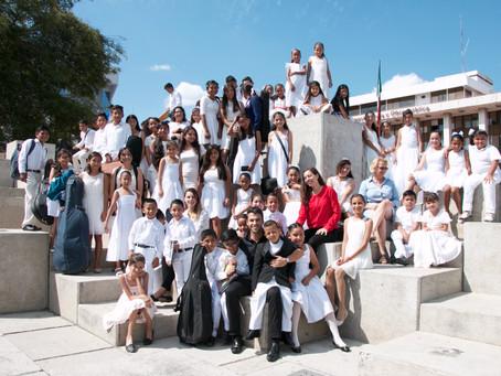 Camp de formation musicale avec des professeurs du Conservatoire de Lausanne