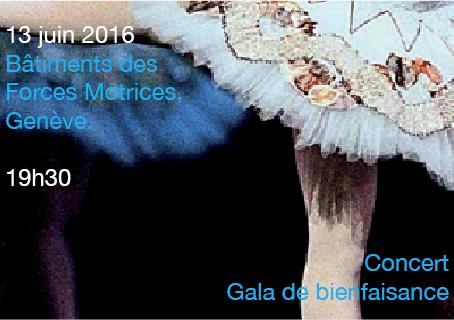 3ème Gala de bienfaisance / Genève