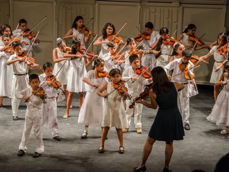 Concert à La Barranca