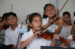 violonists