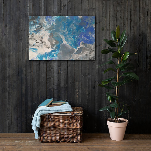 Floral combo  - PRINT on CANVAS