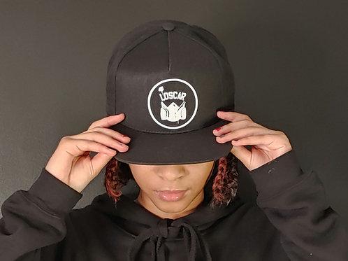 Loscar Hat (Vinyl Circle Logo)