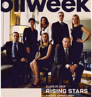 Kim Lindsay: Oilweek Rising Star