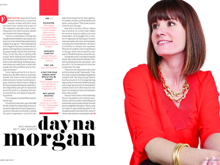 Dayna Morgan: Oilweek Rising Star