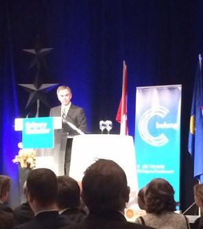 Premier Prentice on the Alberta Economy